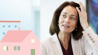 Katarina Barley Bundesministerin der Justiz und fuer Verbraucherschutz SPD 8 Kabinettsitzung DE
