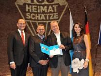 """Museum Grafing Gewinner im Wettbewerb """"100 Heimatschätze"""""""