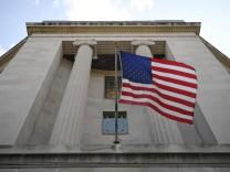 US-Justizministerium in Washington