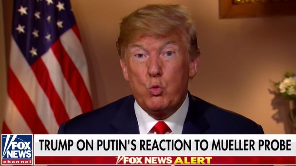 Midterms - US-Sender wollen Trump-Werbung nicht senden
