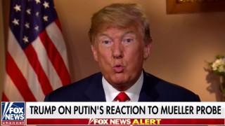 US-Präsident Donald Trump bei Fox News