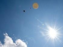 Wetterballon, 2018