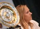 Wimbledonsiegerin Kerber wünscht Rückkehr auf Platz eins (Vorschaubild)
