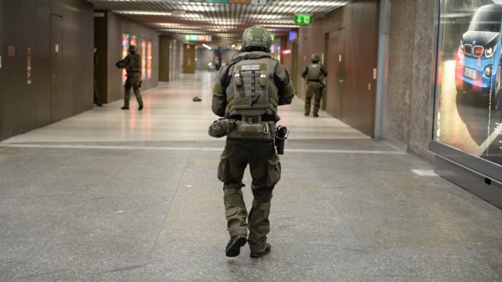 Schießerei in München