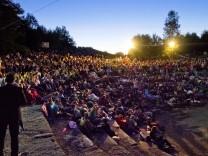 Edling am Stoa - Open Air Kino