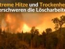 Waldbrände bedrohen Yosemite (Vorschaubild)