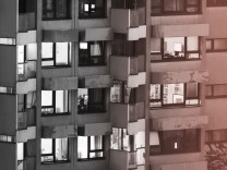 Blick in Wohnungen in Wien