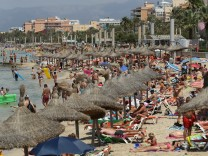Party Tourists Flock To Mallorca's Ballermann Strip
