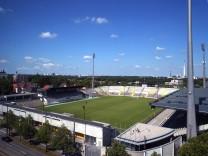 Grünwalder Stadion in München, 2018