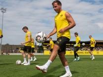 Borussia Dortmund: Mario Götze beim Trainingsauftakt