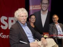 Germering: VORTRAG SPD - Europa, wie geht's weiter?