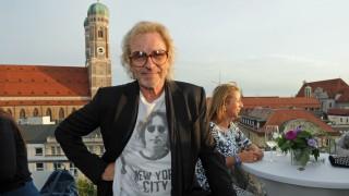 Thomas Gottschalk beim Sommerfest im Bayerischen Hof