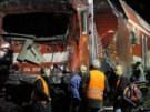 24 Verletzte bei Zugunglück (Bild)