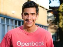 Openbook-Gründer Joel Levi Hernández Fernández