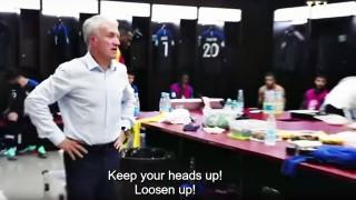 Fußball-WM Deschamps beim WM-Finale