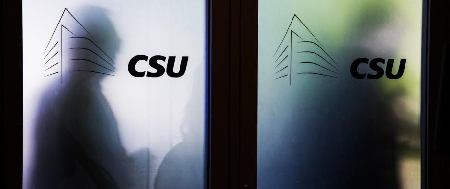 Asylstreit - Sondersitzung CSU-Vorstand