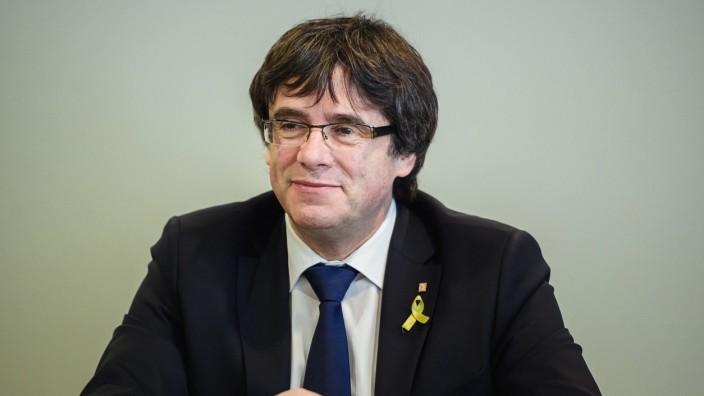 Carles Puigdemont Spanien Auslieferung