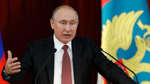 Politik Russland Helsinki-Gipfel