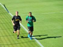 Alassane Plea bei Borussia Mönchengladbach