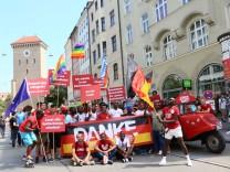 Rainbow Refugees Geflüchtete Homosexualität