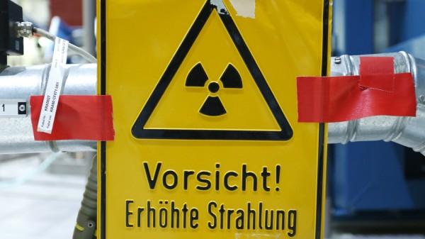 Forschungs-Neutronenquelle FRM-II der TU München in Garching, 2014