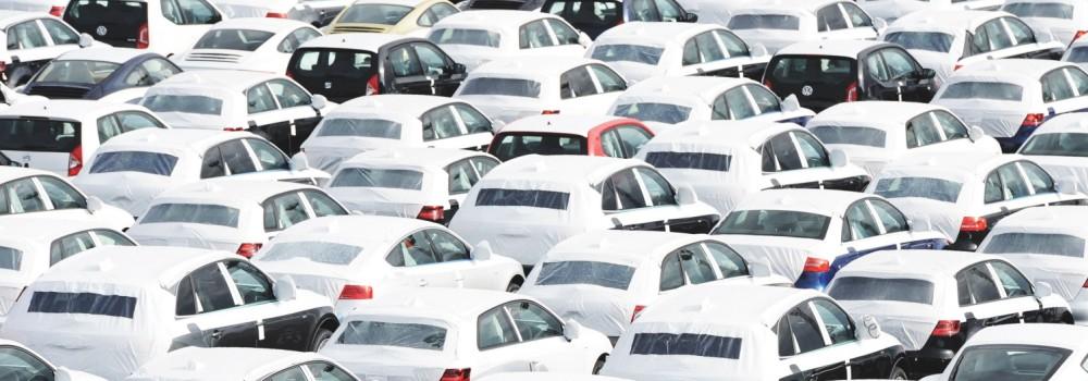 Neufahrzeuge Volkswagen