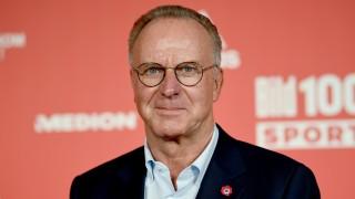 Karl-Heinz Rummenigge, Vorstandsvorsitzender des FC Bayern