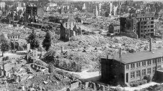 Bomben auf Hamburg - Feuersturm vor 75 Jahren