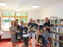Taschenprojekt Stadtbücherei Wolfratshausen
