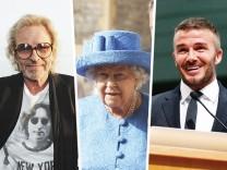 David Beckham aktuelle Themen & Nachrichten Sü