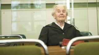 Holocaust Denier Ursula Haverbeck-Wetzel Goes On Trial