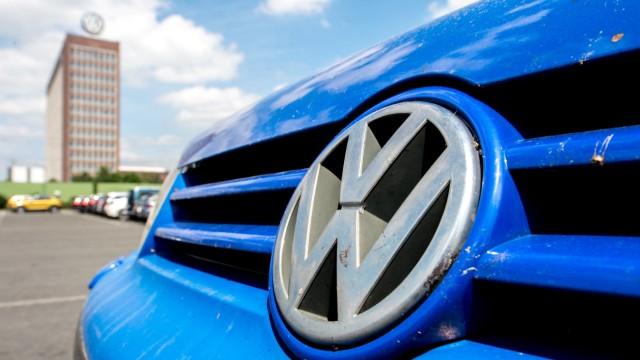 Dieselaffäre um Volkswagen