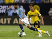 International Champions Cup - Manchester City v Borussia Dortmund