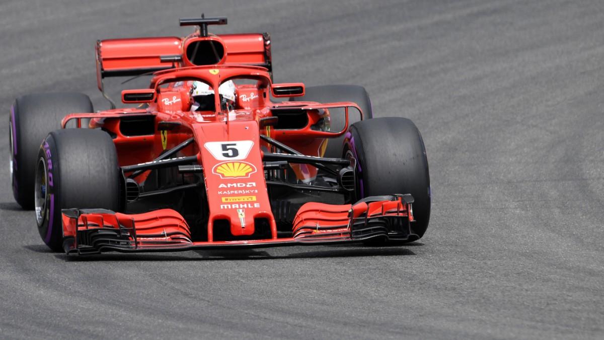 Formel 1 - Vettel holt Pole in Hockenheim