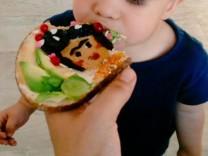 Kunst als Brotbelag