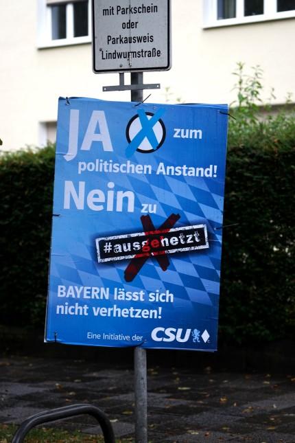 Süddeutsche Zeitung München Reaktion