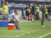 SOCCER Bayern vs PSG test match KLAGENFURT AUSTRIA 21 JUL 18 SOCCER IFCS match Intenational
