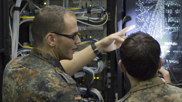 Ein Job wie jeder andere? Technische Berufe bei der Bundeswehr