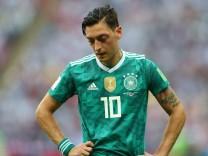 Korea Republic v Germany: Group F - 2018 FIFA World Cup Russia; Özil