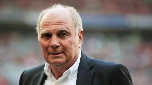 Uli Hoeneß, Präsident des FC Bayern München