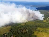 Brände in Schweden