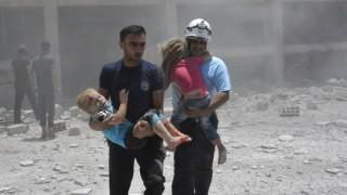 Weißhelme in Syrien