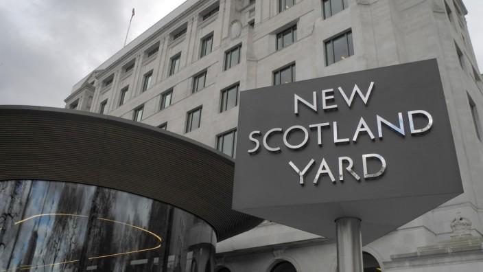 New Scotland Yard Drogen Kinder Spione