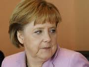 Große Koalition, Die Kanzlerin stimmt fürs Scheitern, ddp