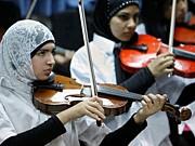 israel dschenin musiker ap
