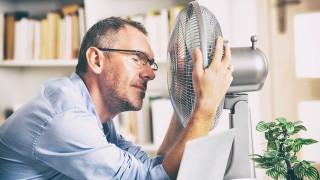 Arbeitnehmerrechte bei Hitze im Büro
