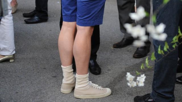 Stil Kurze Hosen im Sommer