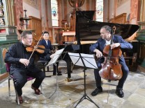 Feldafing Peter und Paul -Kirche, 5.Musiktage,  Konzert