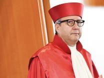 Andreas Voßkuhle, Präsident des Zweiten Senats des Bundesverfassungsgerichts