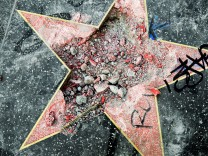 Walk of Fame Stern von Trump